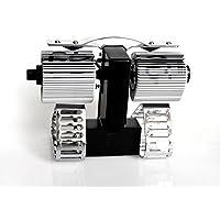 KHSKX Nuova pagina su un robot di clock orologio flip serbatoio orologio moda salotto creativo orologio