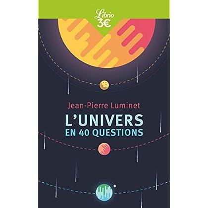 L'Univers en 40 questions