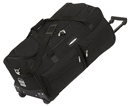 27-jeep-wheeled-holdall-travel-cargo-duffle-bag-suitcase-luggage-trolley-black