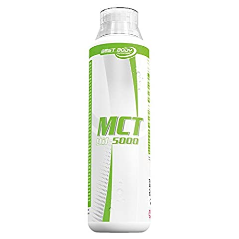 Best Body Nutrition 500ml MCT Oil 5000