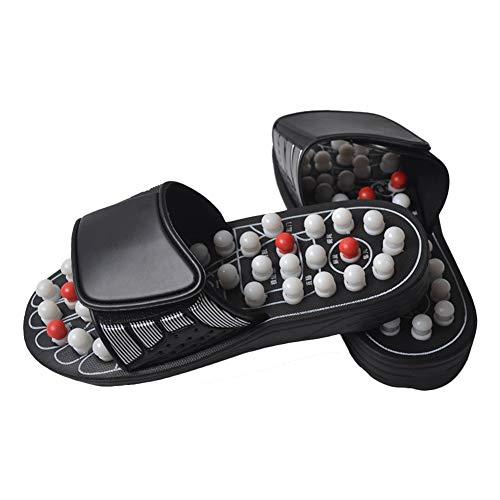 8f3cc24185934 Syfinee ACU-Point Slippers Accupressure Massage Foot Massager Flip Flop  Sandals for Women Men