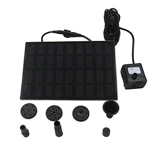 Preisvergleich Produktbild YANKAN Solar-Wasserpumpe Solar-Brunnen Dc Brushless Wasserpumpe Mit Blick Auf Brunne