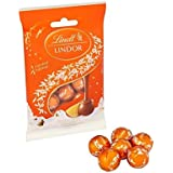 Lindt Lindor Mini-Truffes Lait D'Orange 100G (Paquet de 6)