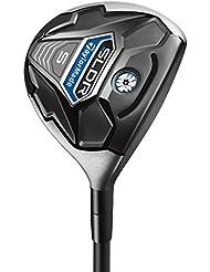 Nuevo TaylorMade Golf para hombre SLDR-S TP 21° HL Fairway 5Madera Fujikura Speeder 77Stiff nuevo