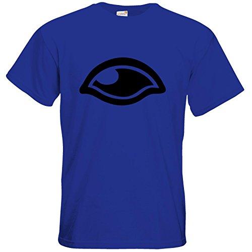 getshirts - Das Schwarze Auge - T-Shirt - Logos - Das Schwarze Auge Royal Blue