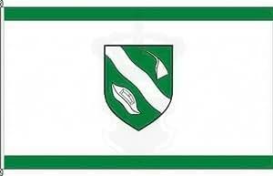 Königsbanner Hissflagge Emsdetten - 80 x 120cm - Flagge und Fahne