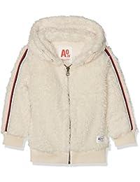 AO 76 Soft Teddy Full Zip, Sweat-Shirt àCapuche Fille