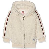 Unbekannt Mädchen Kapuzen-Sweatshirt Soft Teddy Sweat Full Zip