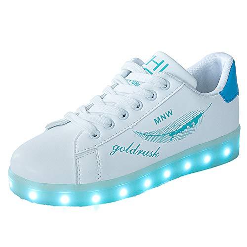 size 40 52b73 be34b LED Schuhe Damen kaufen • Bestseller im Überblick 2019 ...