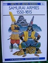 Samurai Armies 550-1615