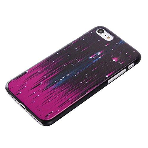 MOONCASE iPhone 7 Plus Coque, Slim Fit Hardshell Back Coque Etui Case Cover pour iPhone 7 Plus [pissenlit] météore