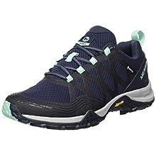 Merrell Women's Siren 3 Gore-Tex Low Rise Hiking Boots, Blue (Navy/Dragonfly), 7 (40.5 EU)