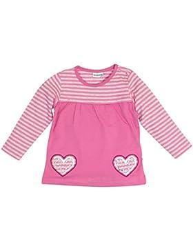SALT AND PEPPER Baby-Mädchen Langarmshirt B Longsleeve Princess Stripe