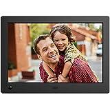 "NIX X08G Advance 8"" Widescreen Hi-Res Digital Photo & HD Video Frame with Hu-Motion Sensor, Black"