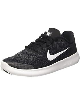 Nike Free RN 2017 (GS) - Zapatillas de Running Niños