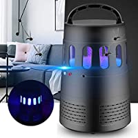 Generic Electric Insect Trap Zapper Mosquito Killer Lamp Fly Bug Killing Repeller UV LED Night Light Pest Control Home Kitchen Indoor