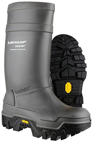 Dunlop DU Explorer C922033.05 Wellington de sécurité Anthracite