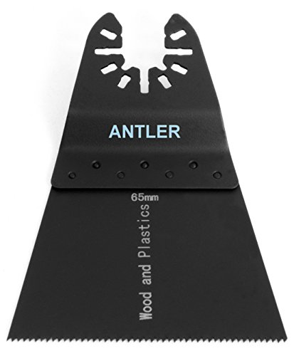 15 Antler Klinge Combo B Dewalt Stanley Worx F30 Erbauer Black & Decker Oszillierendes Multitool QAB15CBB