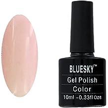 Bluesky UV LED Gel auflösbarer Nagellack 10ml romatique, 1er Pack (1 x 10 ml)