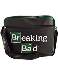 Sac Breaking Bad Noir Bandoulière Logo Classique