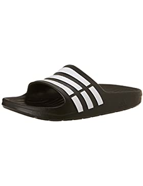 Adidas Duramo Slide K, Zapatos de Playa y Piscina para Niños
