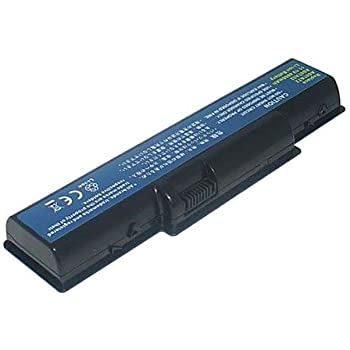 Shinntto(TM) High Quality Replacement Laptop battery for Acer Aspire 5542 Series; AS07A51 AS07A41 AS07A31 AS07A71 BT.00603.041 BT.00604.024 BT.00605.020 BT.00607.015 BT.00607.034 BT.00607.019 BT.00603.037; 11.1v, 4400mAh, Black