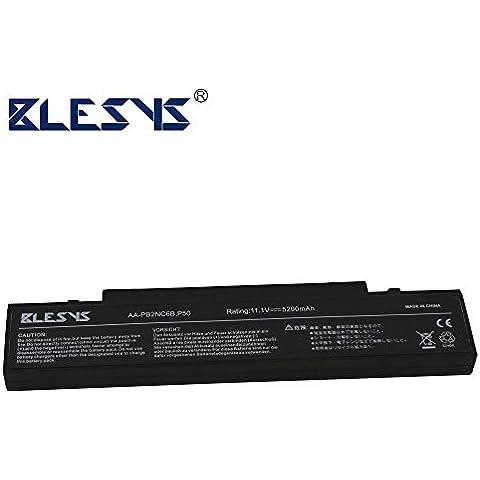 6 celdas, 11.10V, 4400mAh, Li-ion, batería del ordenador portátil del reemplazo para SAMSUNG R39-DY04, DY06-R39, R410-XA01, R410-XA02, R410-XA03, R41-T2050 Malaido, R41-T2060 Collin, R41-T2250 Madea, SAMSUNG M60, PN, P210, P460, P50 Pro, P50, P60 Pro, P60, R40, R45 Pro, R45, R510, R60, R65 Pro, R65, R70, R700, R710, X60 Plus, X60 Pro, X60, X65 Pro, X65, X460, X360 Series, P460-42P, 52P-P560, P560-54G, P560-54P, R610-64G, X460-41P, X460-41S, Números de parte compatibles: AA-PB2NC3B, AA-PB2NC6B, AA-PB2NC6B / E, AA-PB4NC6B, AA-PB4NC6B / E, AA-PB6NC6B,