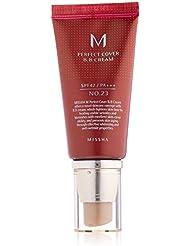 MISSHA M Perfect Cover BB Cream No.23 Natural Beige SPF42 PA+++ (50ml) by MISSHA Korean Beauty