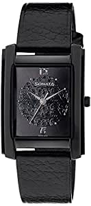 Sonata Analog Dial Men's Watch - 7953NL01