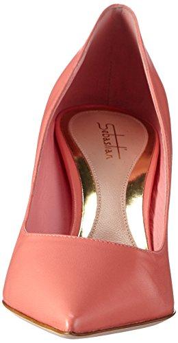 Sebastian S6956, Chaussures à talons - Avant du pieds couvert femme Rose - Pink (NAPCAM/ORO)
