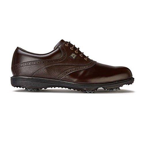 Foot Joy Hydrolite, Chaussures de Golf Homme, Marron (Marrón 50033), 8 UK