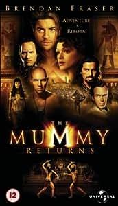 The Mummy Returns [VHS] [2001]