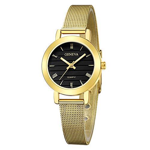 ahl Mesh Band Armbanduhr, Damen Uhr (E) ()