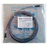 Televes OSK20S cable de fibra optica - Cable de fibra óptica (FC/PC, FC/PC, Macho/Macho, Gris)