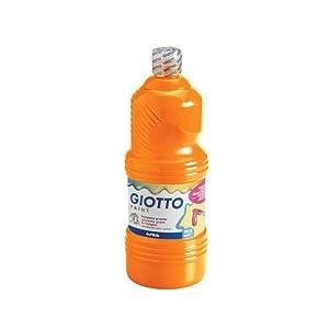 Giotto-533405 Líquido, Color Naranja (533405)