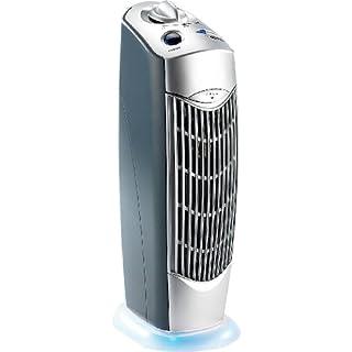 newgen medicals Luftfilter: Professioneller 4in1-Luftreiniger mit Ionisator, für Räume bis 20 m² (Luftreiniger mit UV Licht)