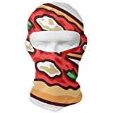 Pizeok Balaclava Poker Wallpapers Full Face Masks Motorcycle Neck Hood New4