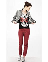 Jeans Silver Rouge FREESOUL