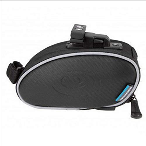 HWB Sattel Tasche,Fahrrad Satteltasche Fahrrad Unter Sitztasche Radfahren Wedge Pack Hecktasche Werkzeuge Pocket Pack Wasserdicht Tragbar Kompakt Haltbar -