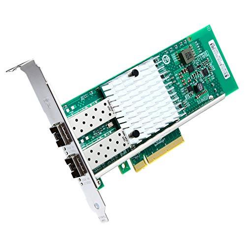 Tarjeta Red 10Gb PCI Express Intel X520-DA2 82599ES
