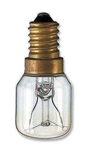 Glühlampe für Kühlschrank Marke Leuci 15Watt und 14-T 20 - Marke Kühlschrank