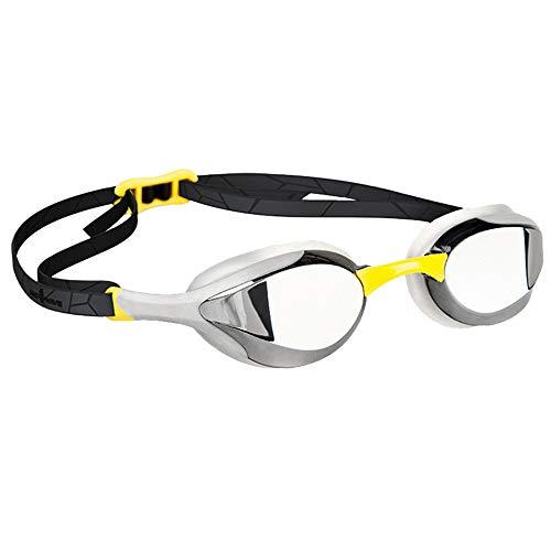 SMMS MADWAVE Schwimmbrille Erwachsene Männer Und Frauen Universal Wasserdichte Anti-Fog Sonnencreme 400 + HD Professionelle Taucherbrille