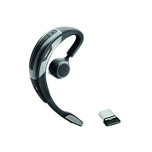 Image of JABRA Motion UC MS Bluetooth Headset ohne Netzteil fuer Mobiltelefone und PC inkl. Dongle zertifiziert für Microsoft
