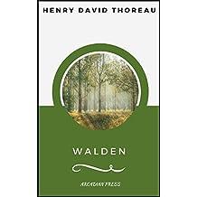 Walden (ArcadianPress Edition) (English Edition)