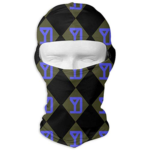 Vidmkeo 26th Infantry Division Unisex Face Mask Dust Sun UV Protection Balaclava Face Mask Fashion3