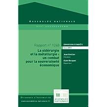 Rapport d'enquête sur la situation de la sidérurgie et de la métallurgie françaises et européennes dans la crise économique et financière et sur les conditions ... de leur sauvegarde et de leur développement