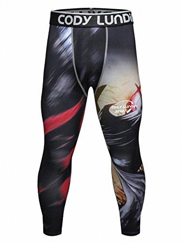Cody Lundin Tight Farbe Herren Leggings Männliche Lange Hosen Sport Hose Für Mann (Männliche Hose)