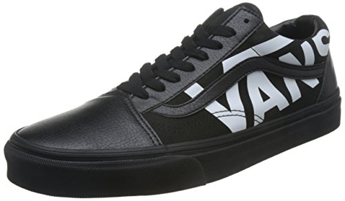 Vans old skool alla moda, (black), uk 04