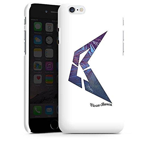 Apple iPhone X Silikon Hülle Case Schutzhülle Visca Barca Fanartikel Merchandise Visca98Barca Youtuber Premium Case matt