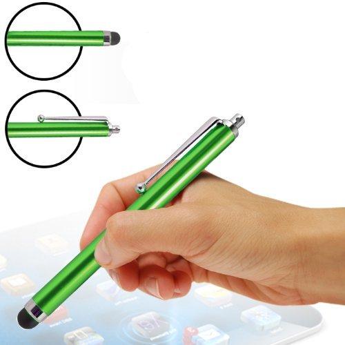 Stylus pen kapazitiv Eingabe Stift für HTC Raider 4G X710, HTC One, One X, S, HTC Desire C, X und weitere Modelle, Eingabestift